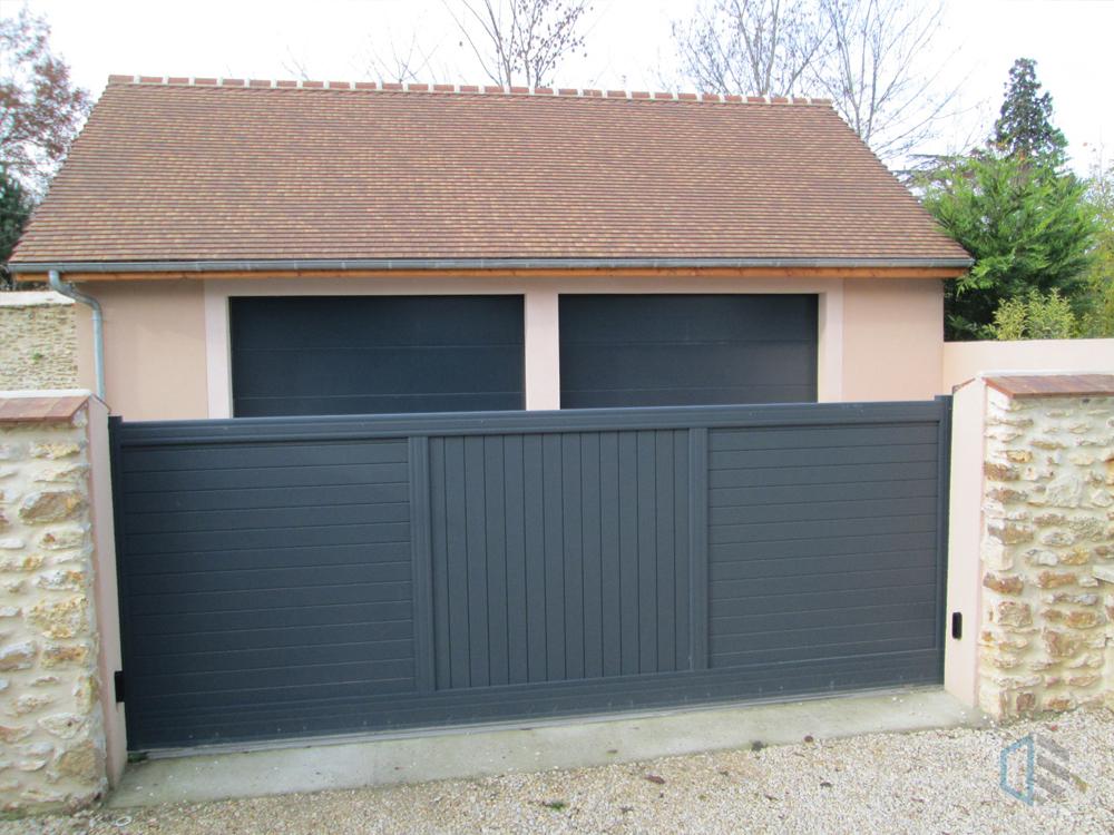 portes de garage h rmann paris yvelines et les hauts de seine 92. Black Bedroom Furniture Sets. Home Design Ideas